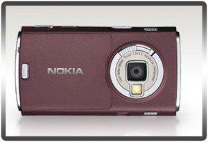 Nokia N95 Prune